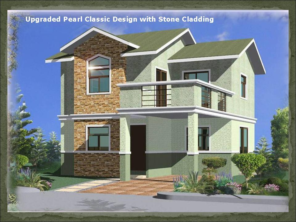Pearl Dream Home Designs of LB Lapuz Architects & Builders ...
