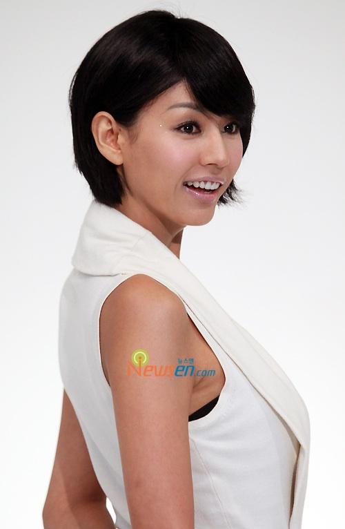 Image result for Seo Yoo-jung sebagai Kim Mi-ran / Julia Kim di pink lipstik