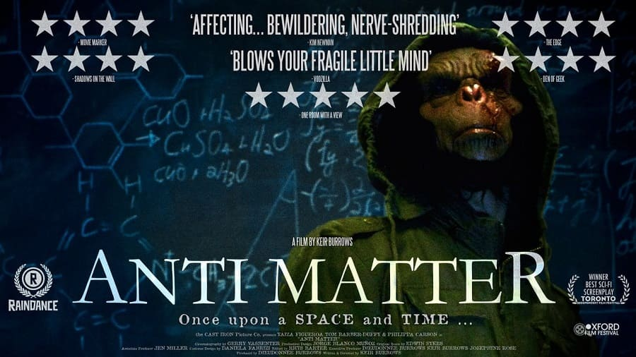 Anti Matter - Legendado 2017 Filme 1080p 720p FullHD HD WEB-DL completo Torrent