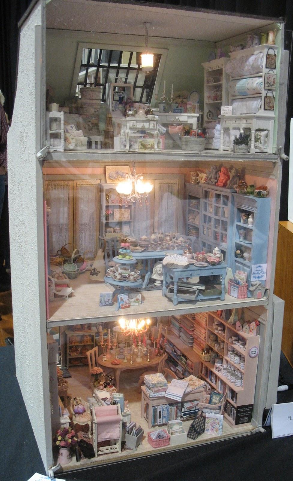 rebecca 39 s collections sydney miniatures fair 2014. Black Bedroom Furniture Sets. Home Design Ideas