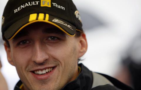 Kubica podrìa volver en 2012