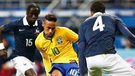 Video Gol Prancis vs Brasil 1-3 Friendly Match