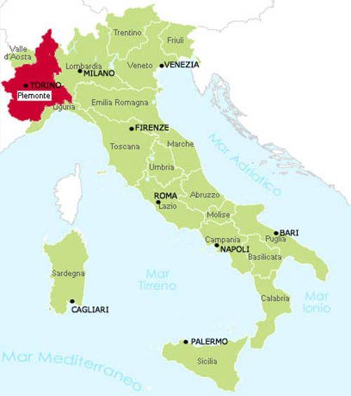 Urbina Vinos Blog El Regiones Viticolas del Noroeste de Italia