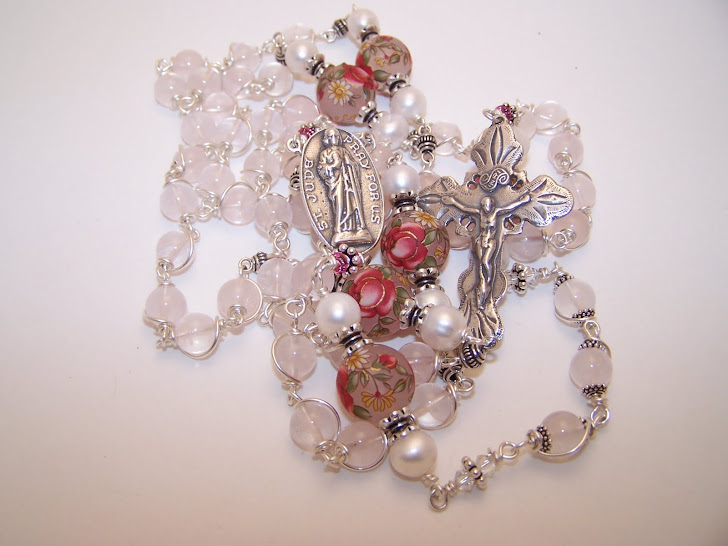 No. 20.  New Listing! Rosary Of Saint Jude