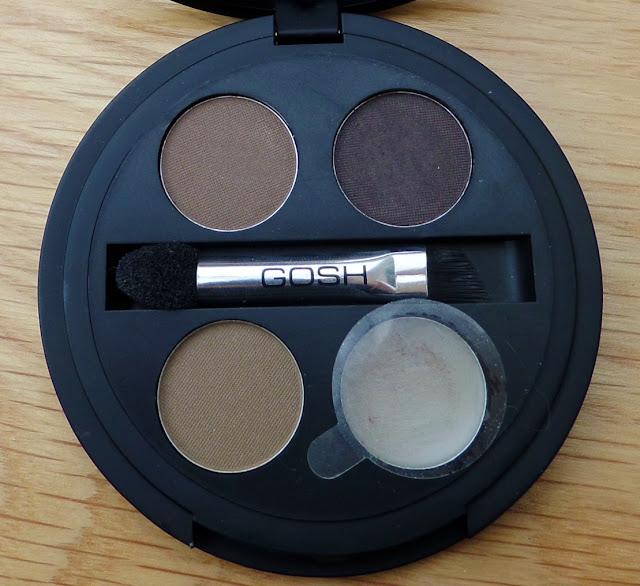 gosh eyebrow palette