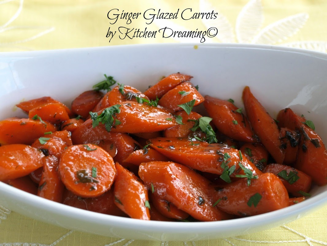 Ginger Glazed Carrots Recipe - Kusina Master Recipes