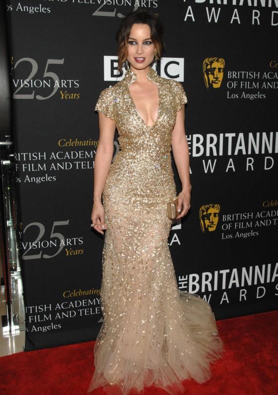 Gorgeous Berenice Marlohe - BAFTA LA 2012