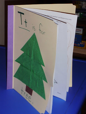 This self-made book teaches phonics, science, math/shapes (triangle & rectangle), and art.