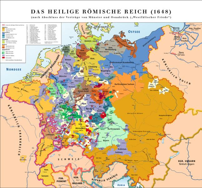 dreißigjährige krieg deutscher kaiser gegen