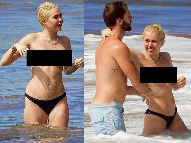 Miley Cyrus Sudah Hilang Rasa Malu, info, terkini, sensasi, hiburan, Hollywood celebrities, Miley Cyrus,
