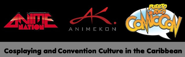 anime convention, comic convention, caribbean, animekon, anime nation, comic con