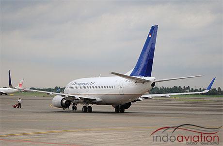 Boeing 737-500 Sriwijaya Air