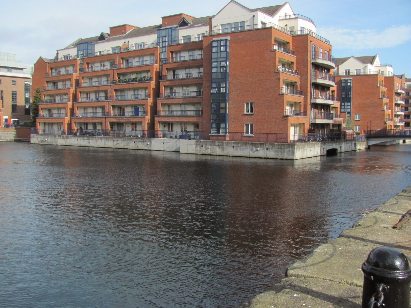 Docklands Apartments Dublin, Ireland