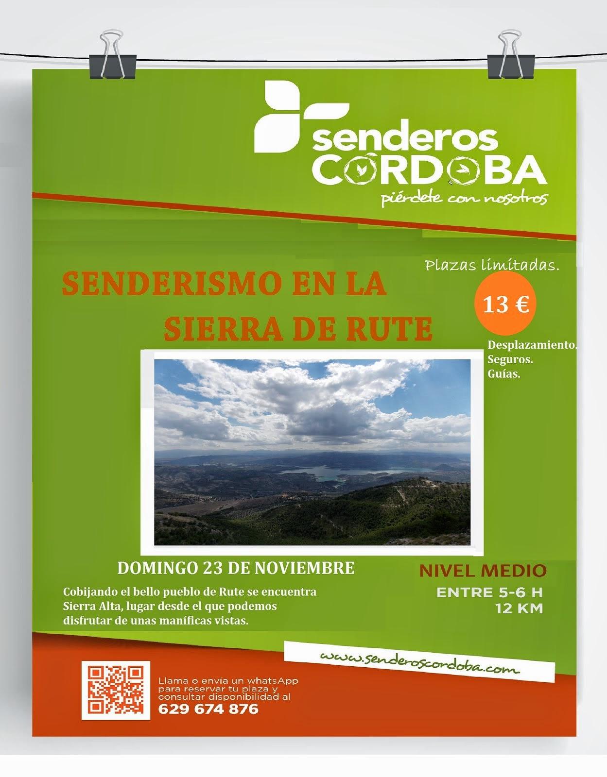 Sierra Alta de Rute.