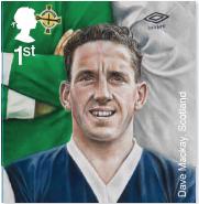 Dave Mackay stamp.