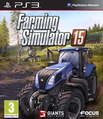 [PS3] Farming Simulator 15  [ファーミングシミュレーター 15] (JPN) ISO Download