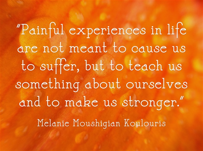 Experiences Quotes Painful Experiences in Life