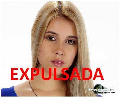 Manuela expulsada manuela le pega a andera en protagonistas de nuestra ...