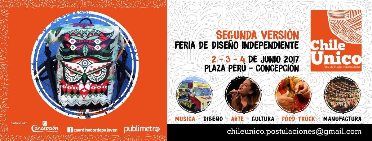 FERIA CHILE UNICO    2017