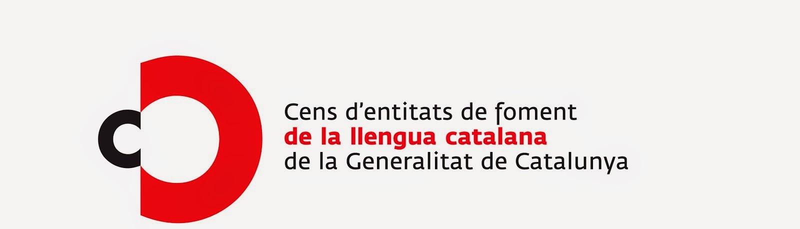 Cens llengua catalana
