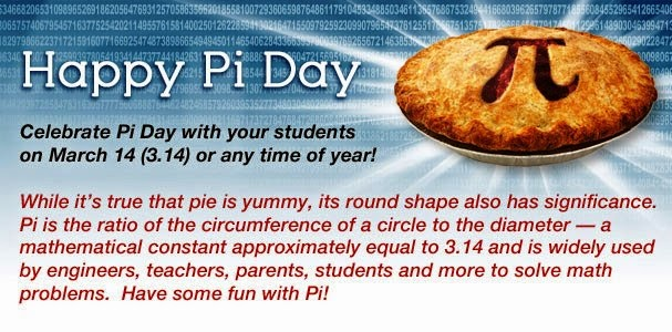 Pi Day Quotes SMS Text Wallpapers 2015