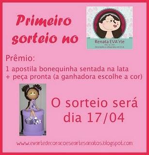 participem  SORTEIO 17/04/2011