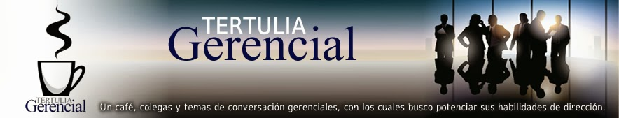 TERTULIA GERENCIAL