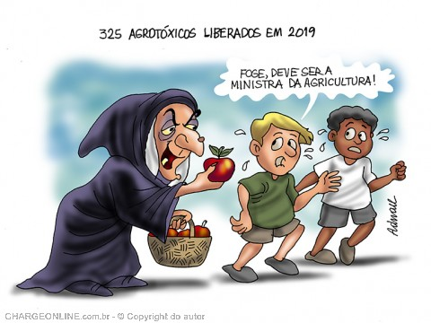 Charges do Dia.