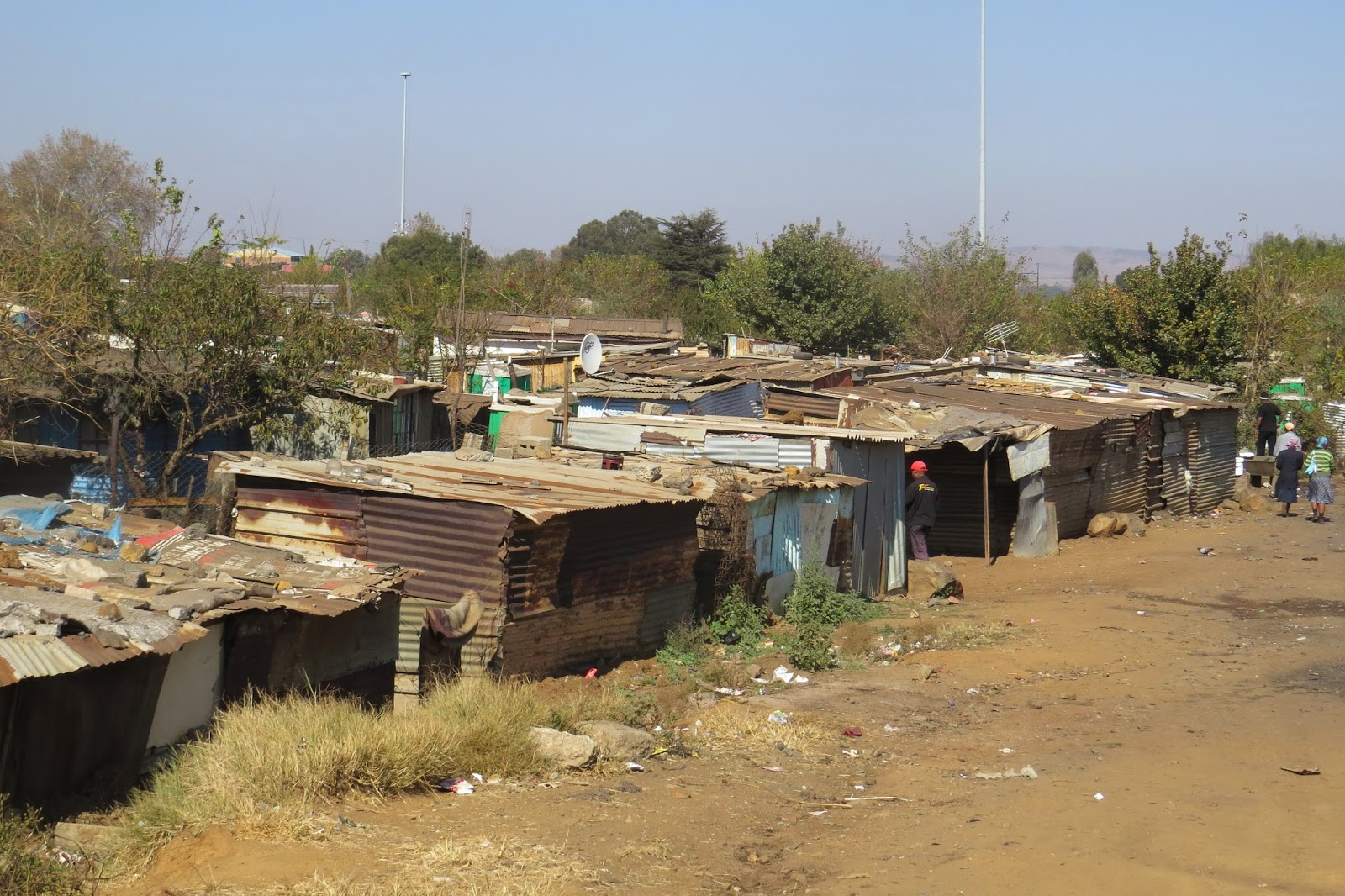 Dr Phelan I Presume Soweto South Africa S Largest And Most Famous Township