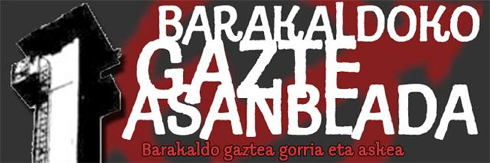 Barakaldoko gazte asanblada