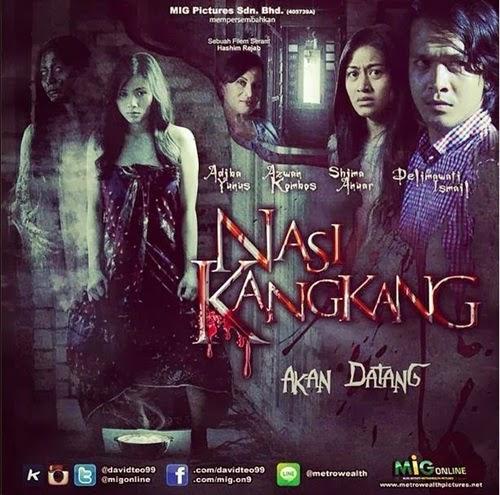 Sinopsis Nasi Tangas (Nasi Kangkang), pelakon Nasi Tangas (Nasi Kangkang), filem Nasi Tangas (Nasi Kangkang) guna mantera jawa sebenar, filem seram, filem dedah amalan syirik