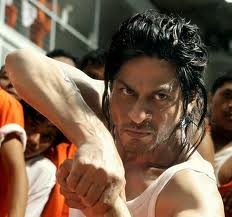 Shahrukh Khan Action