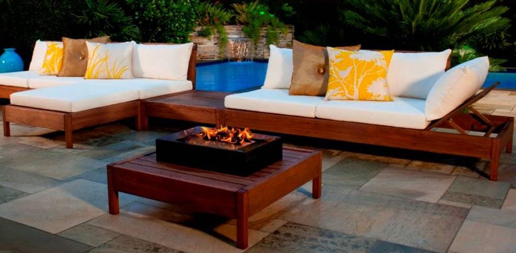 Muebles de jard n muebles de teca - Muebles de madera de jardin ...