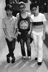 This is Zarul , Me and Akiey. We are brothers! Yeay , and I Love Them!