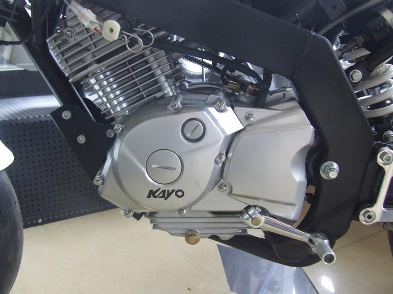 Galeri Foto Kayo Minigp MR125 - Motor Balap Mini Keren