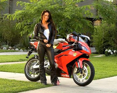 Custom Motorcycle Fans