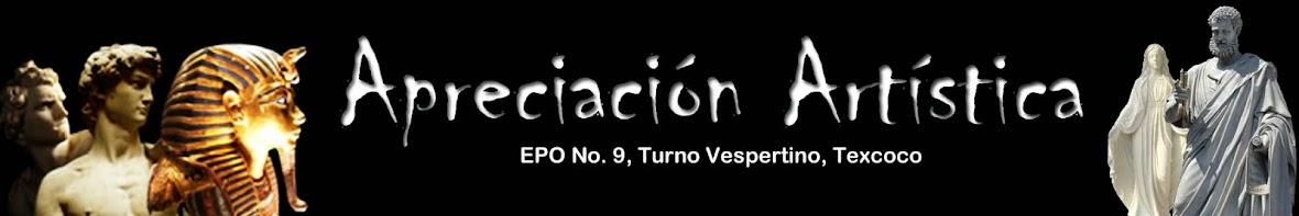 Apreciación Artística EPO 9