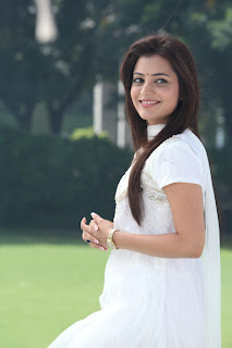 Nisha Agarwal Latest Pictures Gallery in White Sal Kameez 0005.jpg