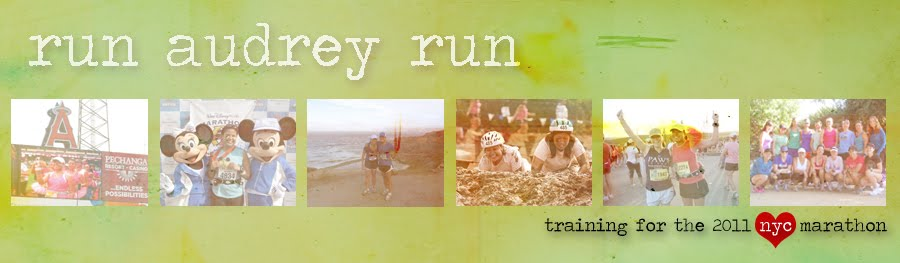 Run Audrey Run