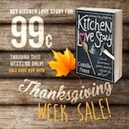 Thanksgiving eBook sale!