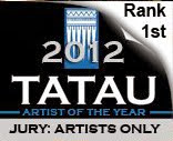 Artist Of The Year Awards 2012
