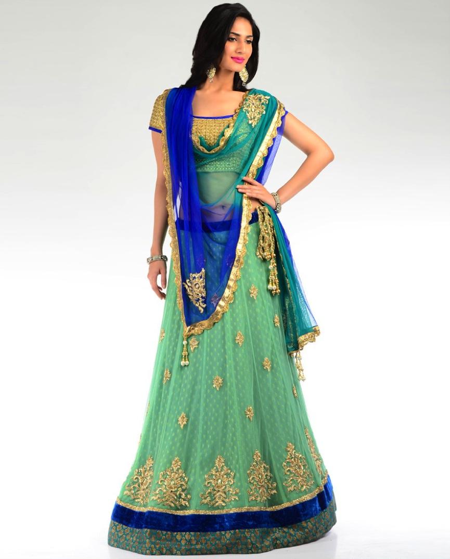 Fashion World Latest Fashion Bridal Lehenga Designs 2012