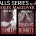 Cover Reveal + Giveaway: ROCK FALLS SERIES by Anne Jolin