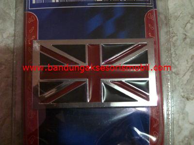 Logo Bendera Inggris (1 Pcs)