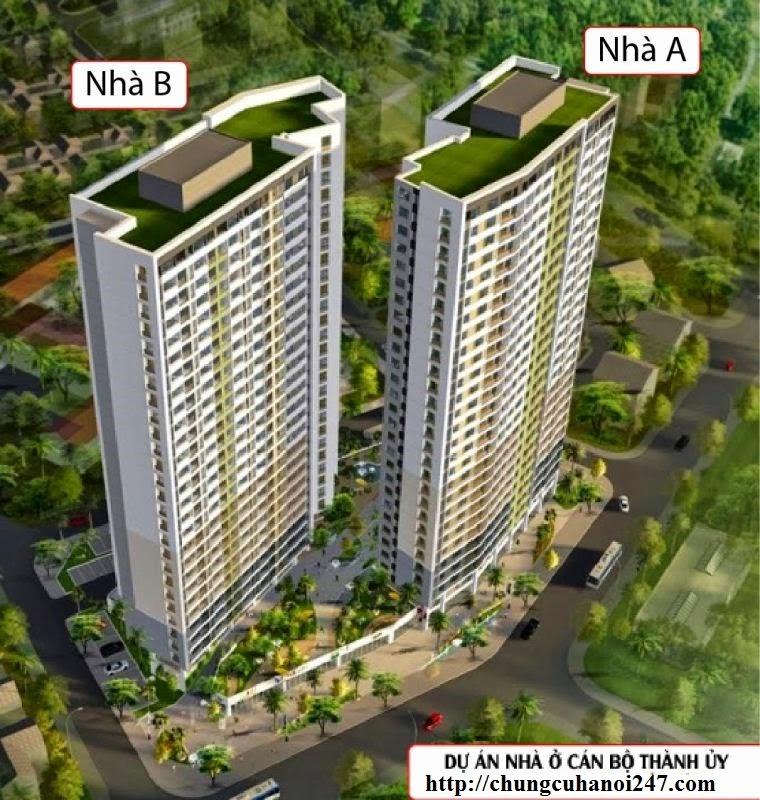 Mua bán chung cư OCT5 Resco Cổ Nhuế Phạm Văn Đồng Hà Nội
