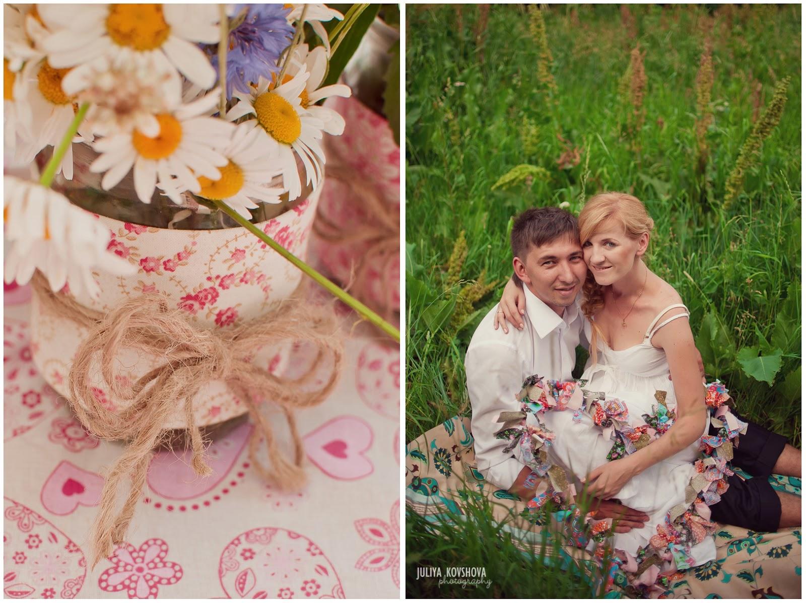 Интересные конкурсы на ситцевую свадьбу