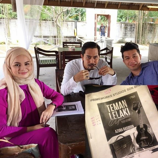Drama TV3 Teman Lelaki Upahan Slot Akasia TV3