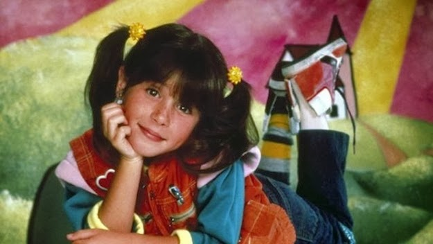 Wanting to be as cool as Punky Brewster