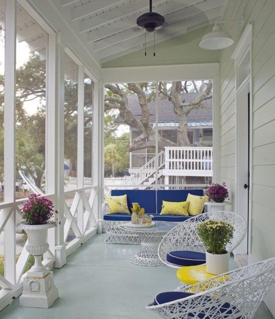 Террасы и балконы своими руками 144