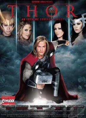 Thor XXX - An Extreme Comixxx Parody - (+18)